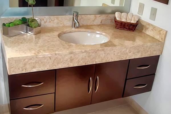 Cubiertas de granito y marmol instalacion de cubiertas en for Cubiertas de granito